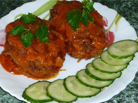 Мясо для ленивых – кулинарный рецепт