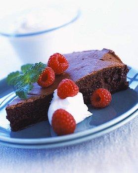 """Торт """"Шоколадный чародей"""" – кулинарный рецепт"""